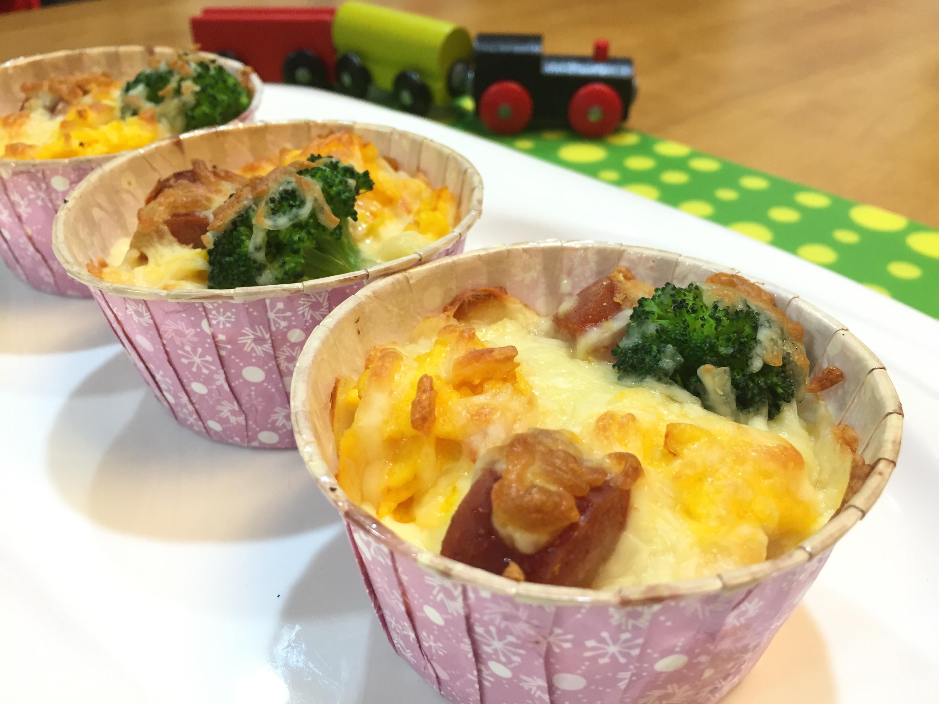 焗烤起司燻腸薯片-小七野餐趣