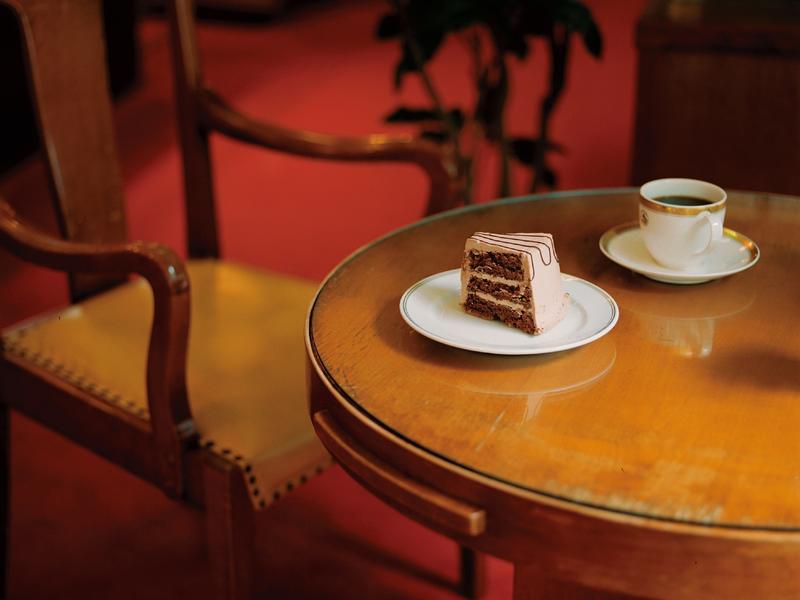 東販小食堂:天使蛋糕