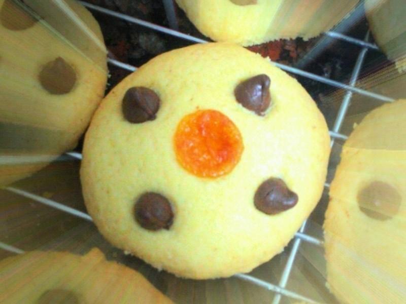 ㄚ曼達的廚房~巧克力豆餅乾