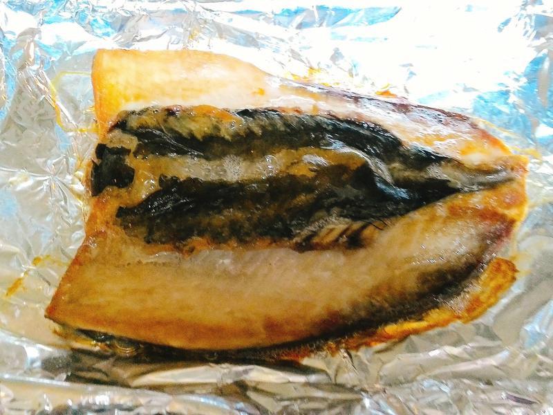 烤虱目魚肚~小烤箱