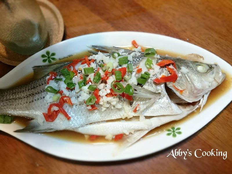 泰式清蒸鮮魚