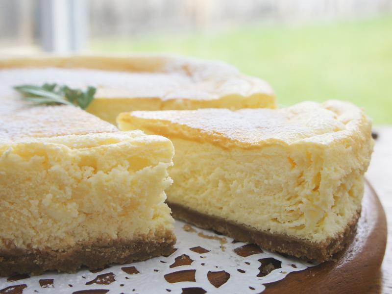 空氣感~重乳酪輕起司蛋糕