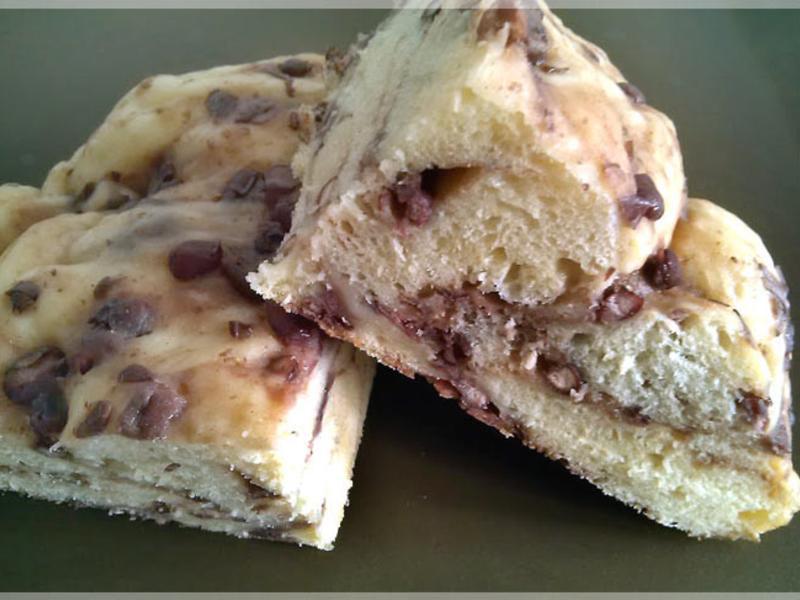 紅豆蒸麵包〞無油免整形,用電鍋蒸柔軟麵包