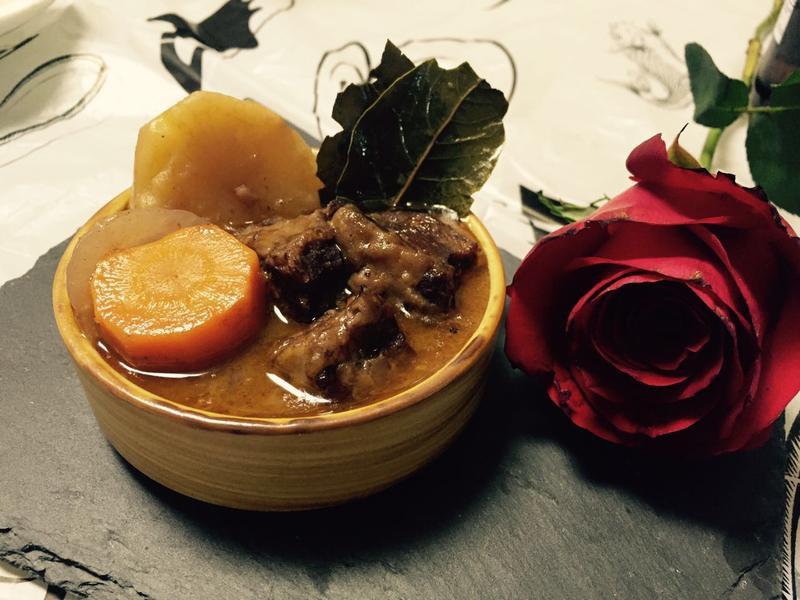 假裝在法國:紅酒燉牛肉