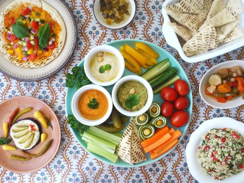 土耳其前菜拼盤