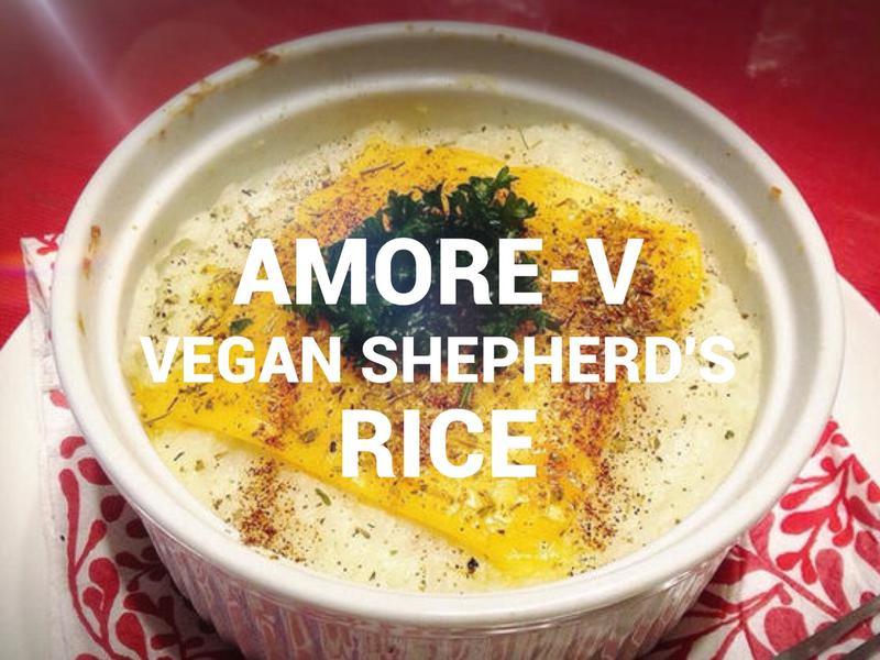 牧羊人焗飯|純素|