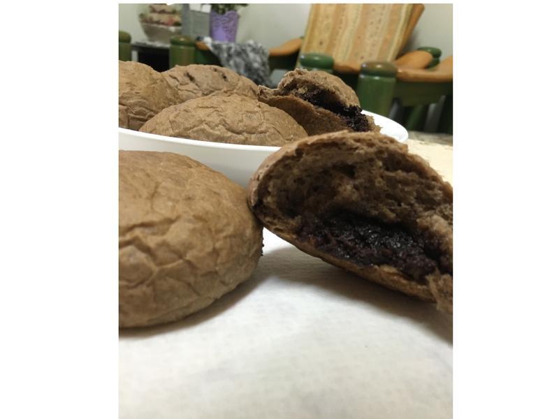 簡易巧克力麵包