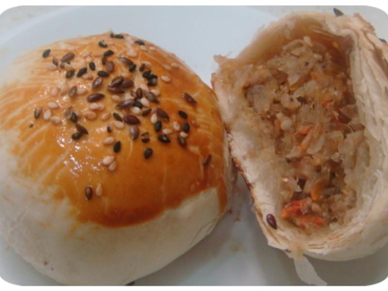 蘿蔔粉絲餅