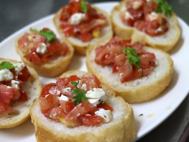 自製開胃菜 ღ義式番茄乳酪沙拉ღ