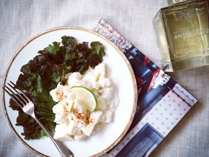 白蘭地洋芋沙拉 Potato Salad