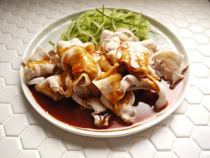 韓式醬拌豬五花