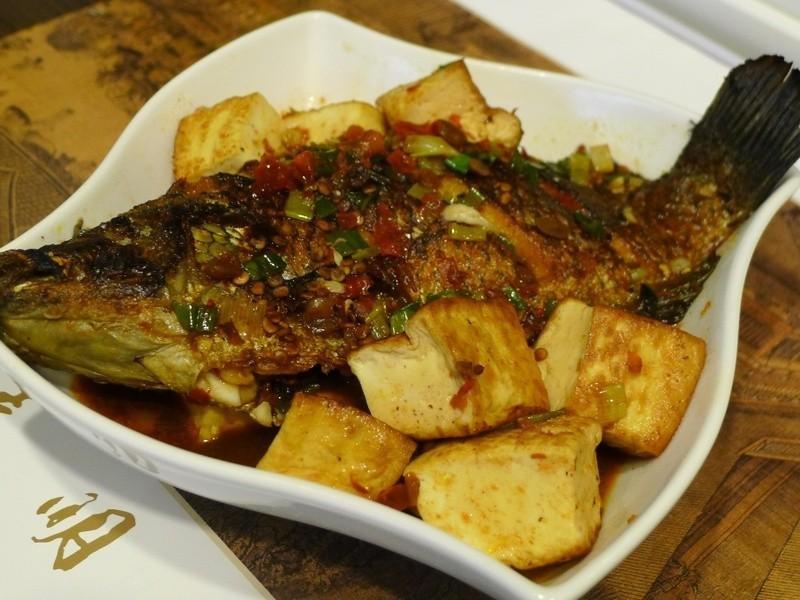 品靚上菜-豆瓣豆腐魚 豆腐豆瓣魚