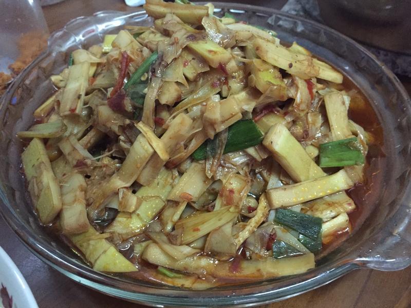 豆豉桂竹筍