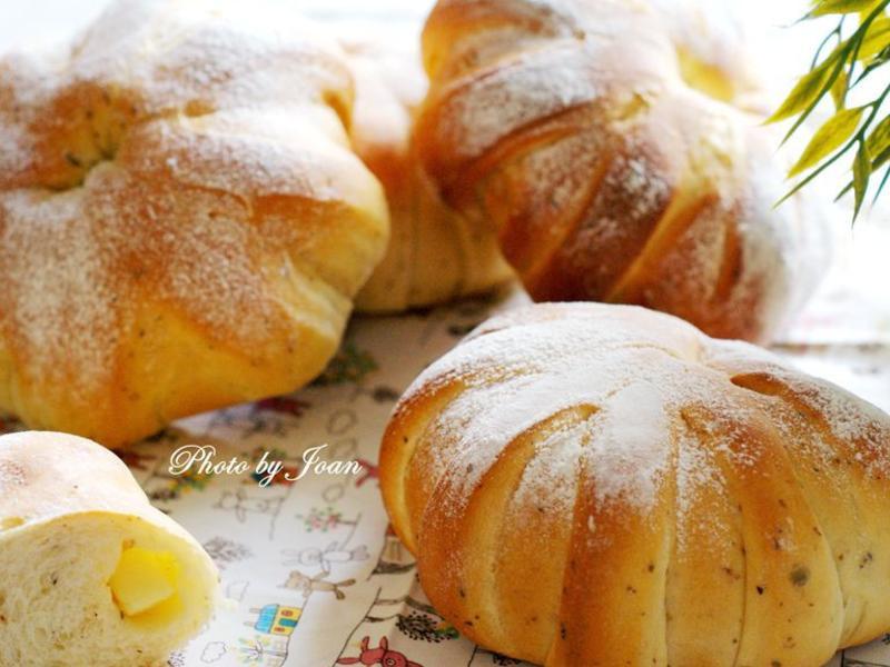 義式香料乳酪麵包(松下麵包機)