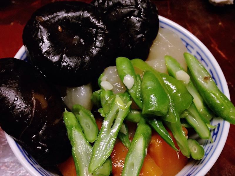 [低GI食堂]時蔬滷味