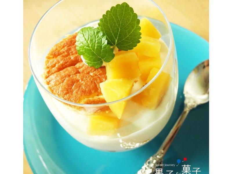 果子菓子 ♥ 甘薯優格甜點杯