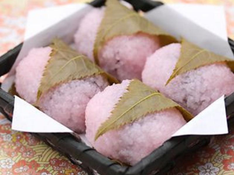 【Tomiz小食堂】櫻餅