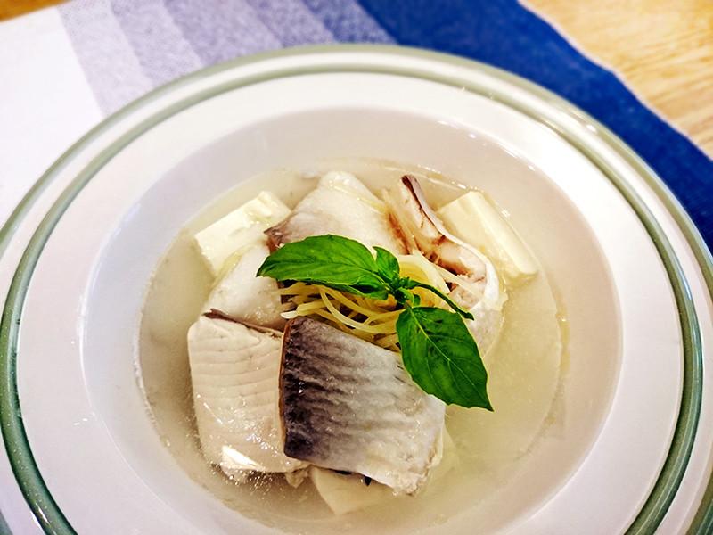 有心食譜:虱目魚肚湯
