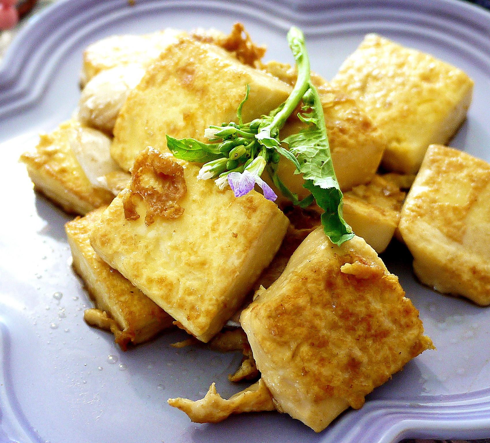 紅燒蛋豆腐