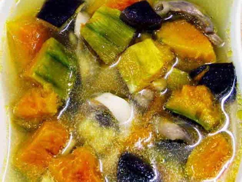 【厚生廚房】南瓜雞湯