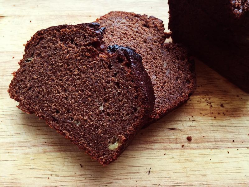 ✨招牌!香蕉巧克力磅蛋糕🍌🍫😋✨