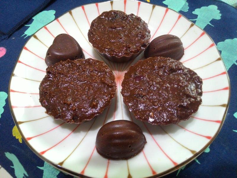 莓果巧克酥