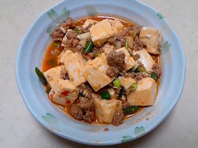 家常經典~麻婆豆腐