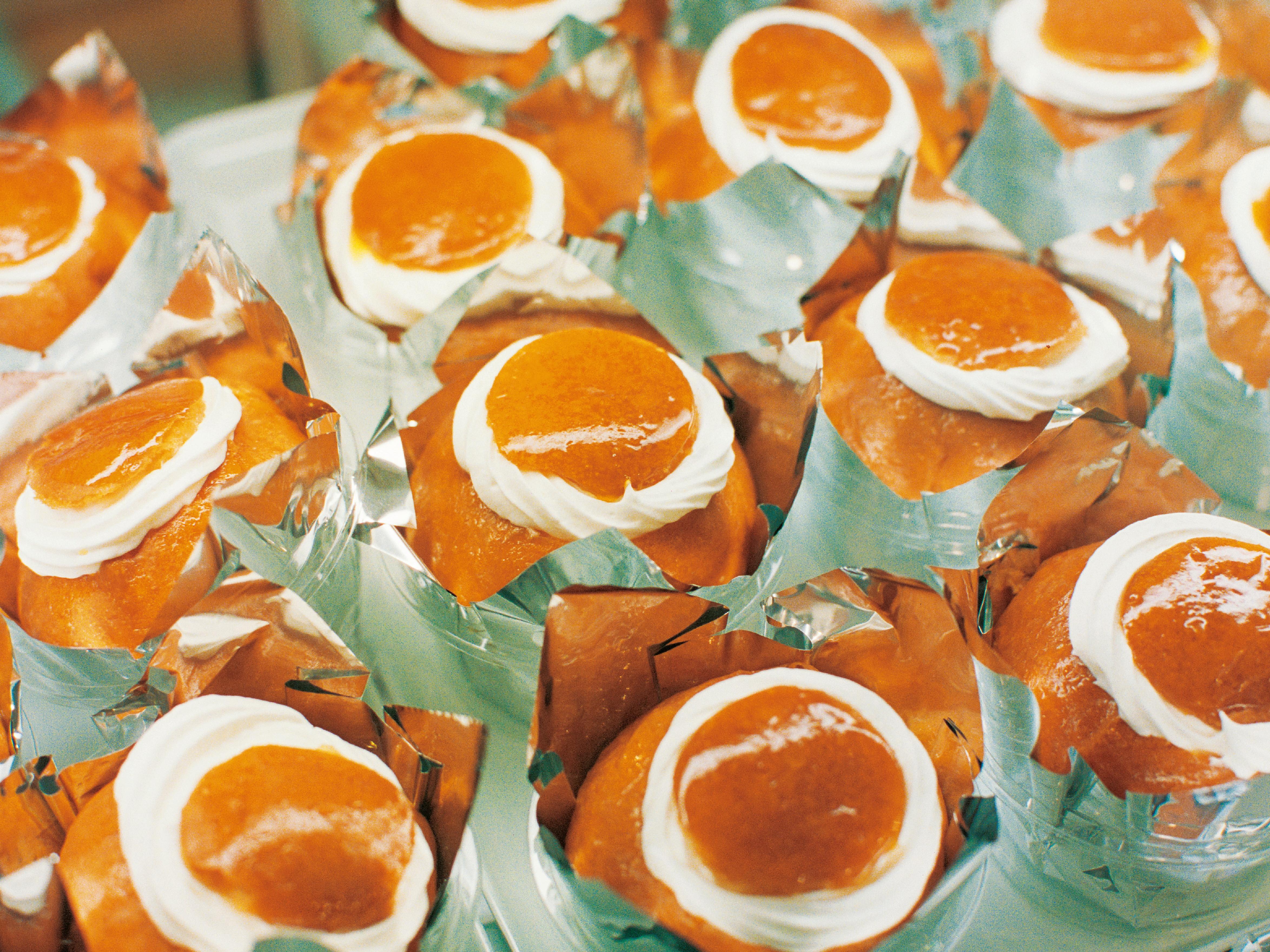 東販小食堂:薩瓦蘭蛋糕