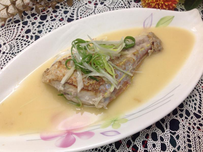 味噌薑絲魚