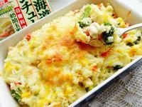 奶油時蔬雞肉燉飯【搶鮮料理懶廚房】