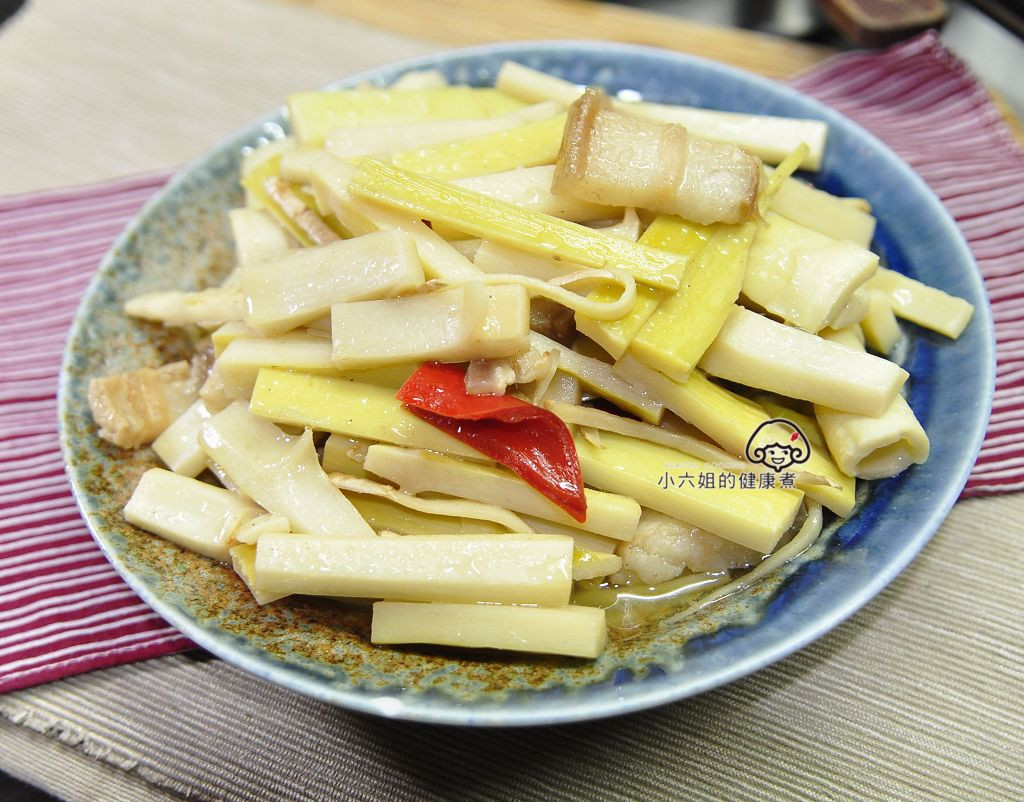 薑香桂竹筍