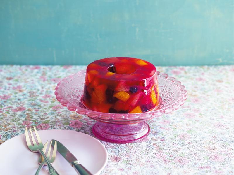 東販小食堂:水果果凍