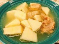 簡單方便少油好健康的電鍋版竹筍排骨湯