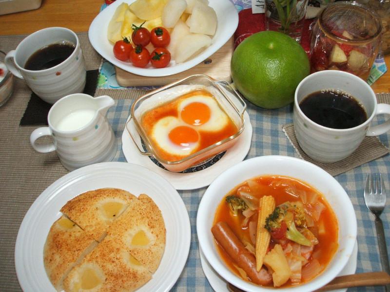 長野家朝食-10分鐘早餐