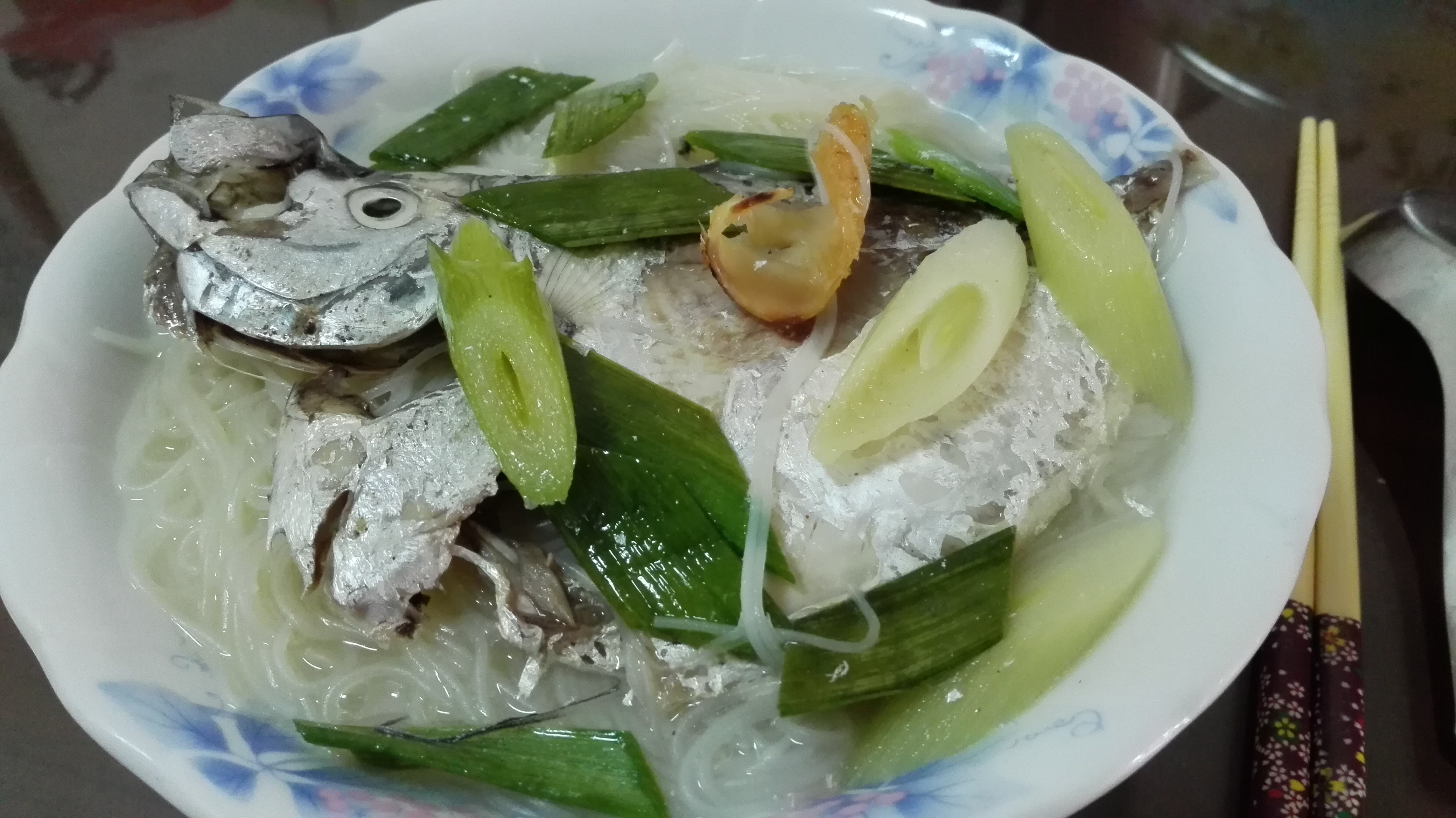 皮刀魚米粉