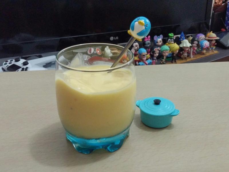 芒果乳酪雪葩