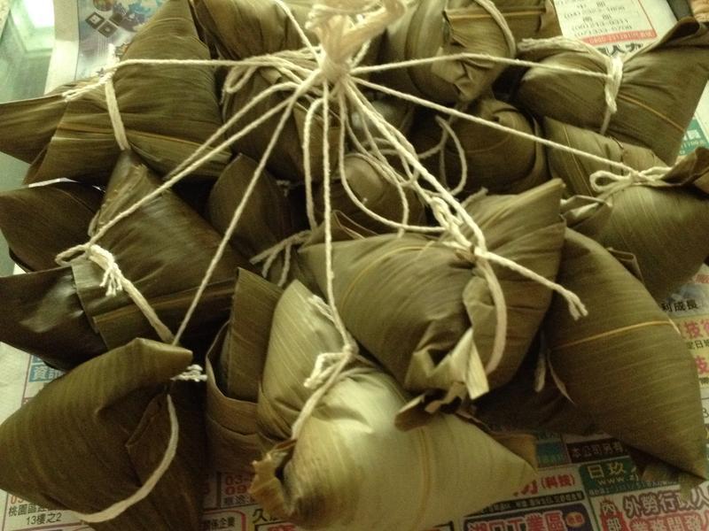 燒肉粽~北部粽(含包粽手法)