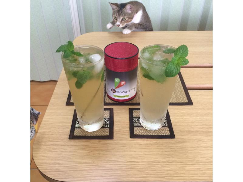 台灣青茶 Mojito 雞尾酒