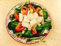 【Elaine廚房】筍子沙拉