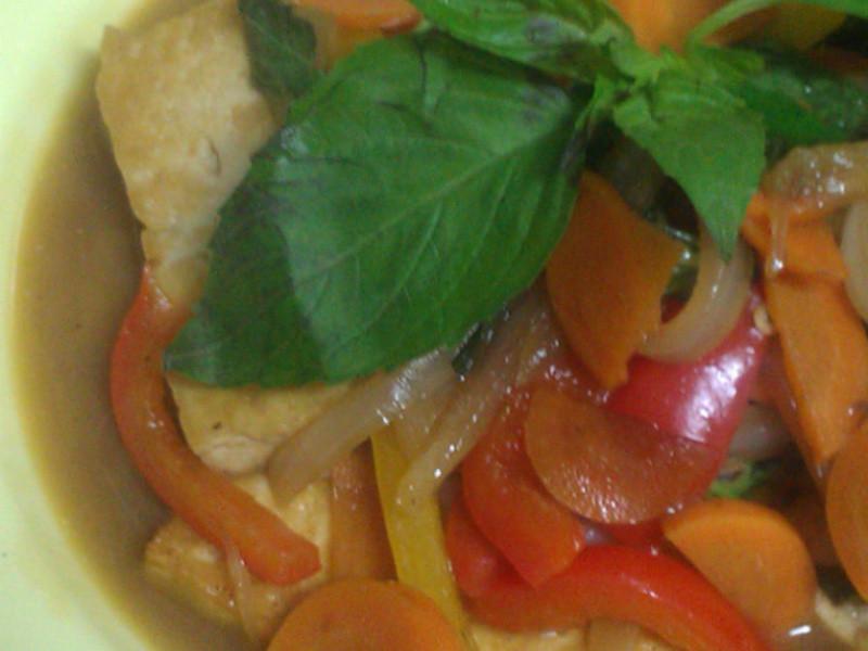 ㄚ曼達的廚房~紅燒豆腐
