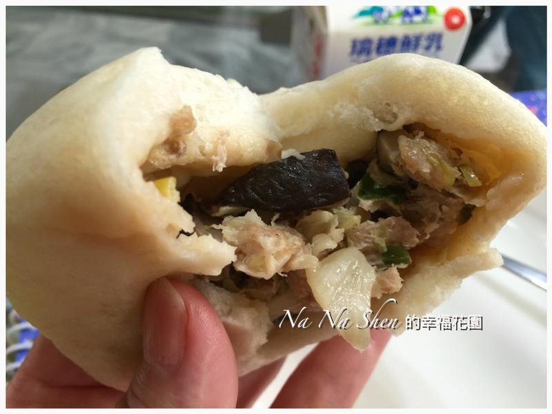 香菇菜肉包子