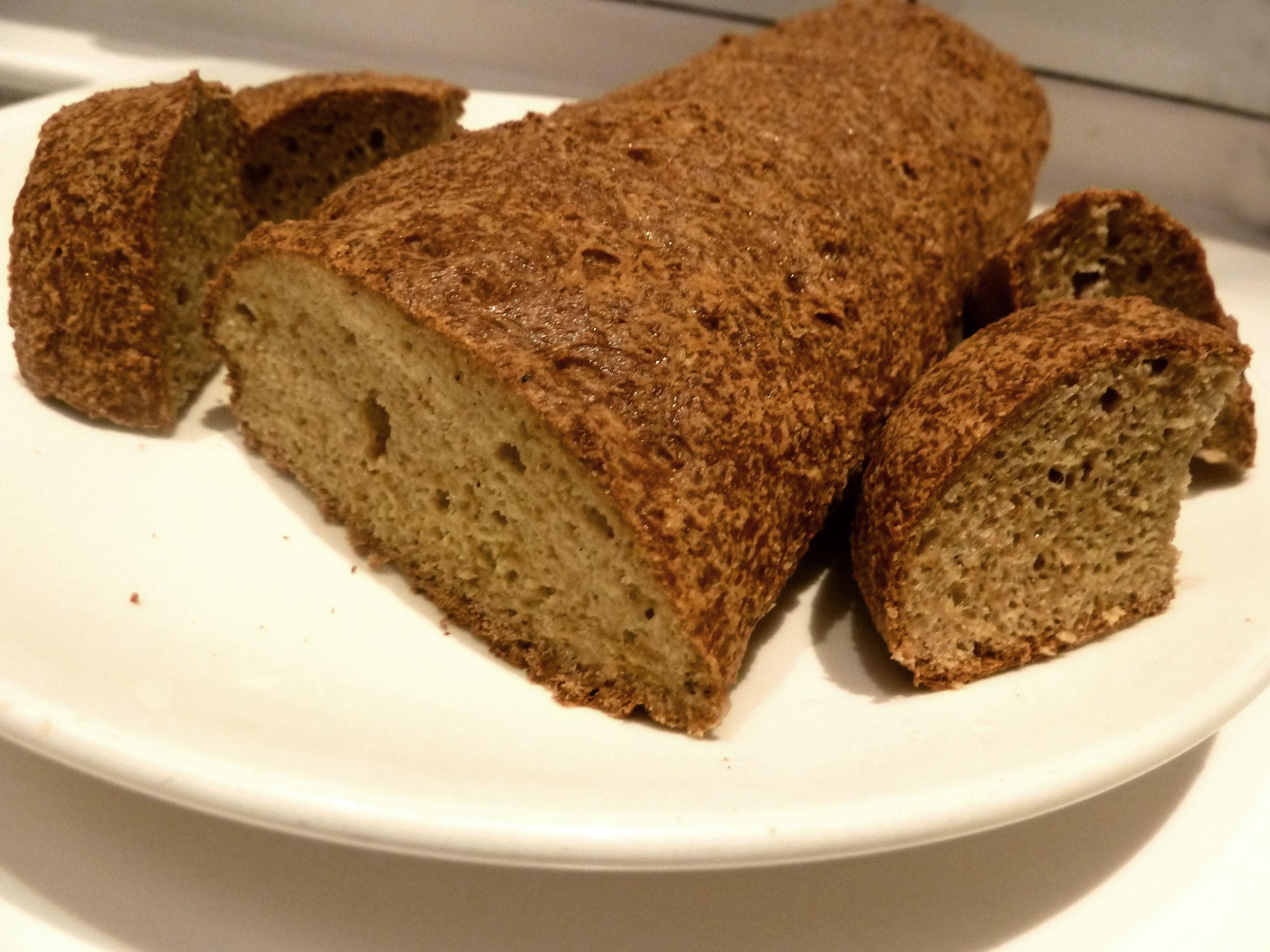 《低醣無糖》仿法國長棍麵包