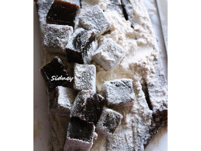 黑糖蓮藕涼糕
