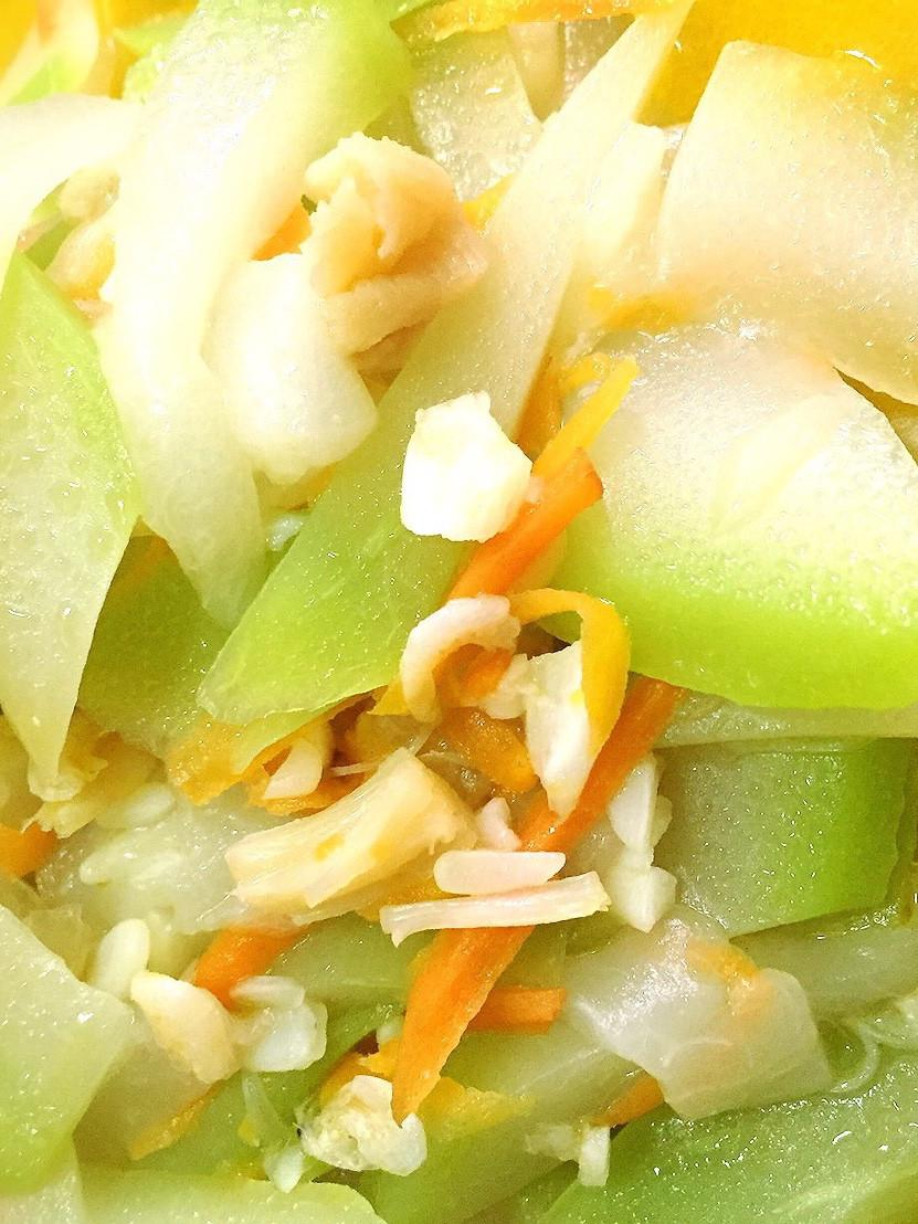 開陽干貝瓠瓜