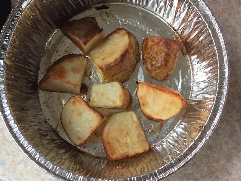 小烤箱  烤洋芋
