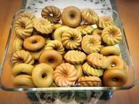 甜甜圈鬆餅食譜