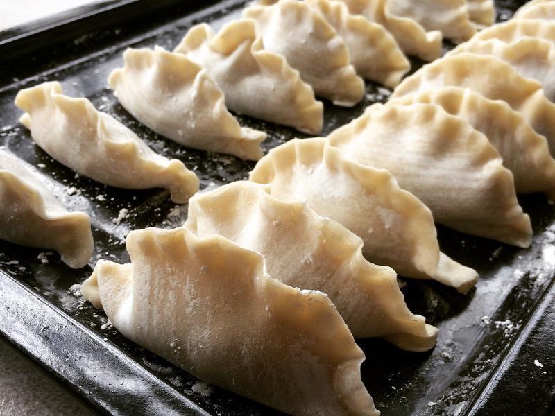 紫蘇蕃茄餃子 Dumpling