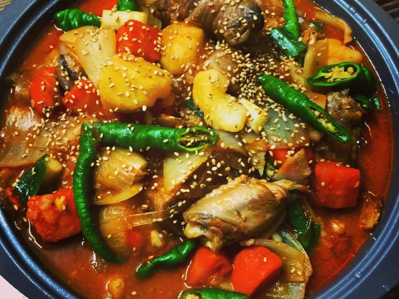 韓式安東燉雞