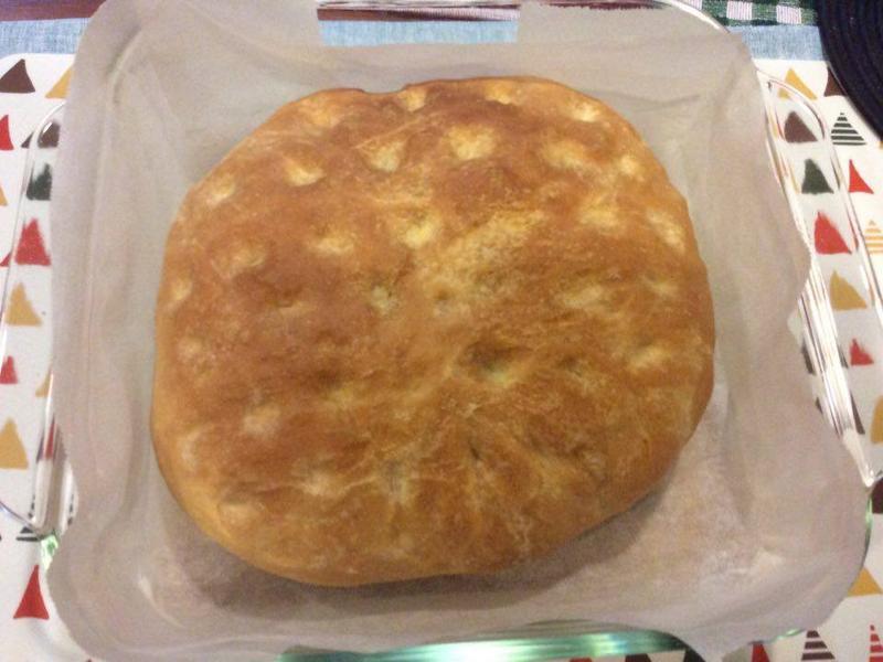 佛卡夏麵包