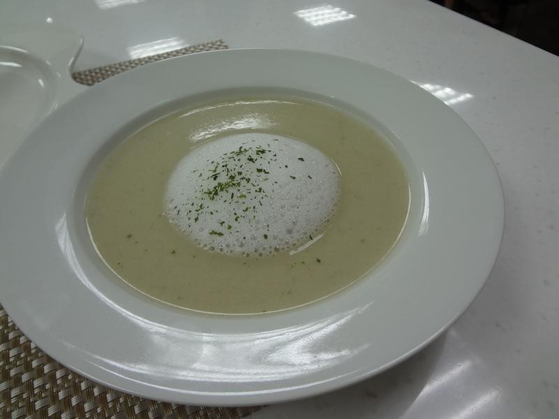 【小磨坊】卡布其諾蘑菇湯